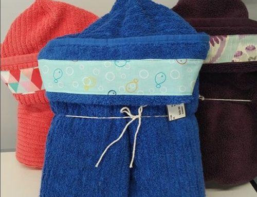 Sew Simple Hooded Towel